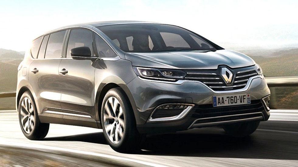 Renault Espace y Talisman Icon: equipamiento al máximo nivel