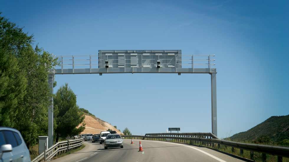 Muchos radares y cámaras de tráfico dejan de multar en España