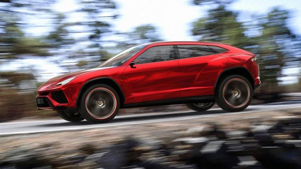Lamborghini Urus: el nuevo SUV deportivo y de lujo, en 2018