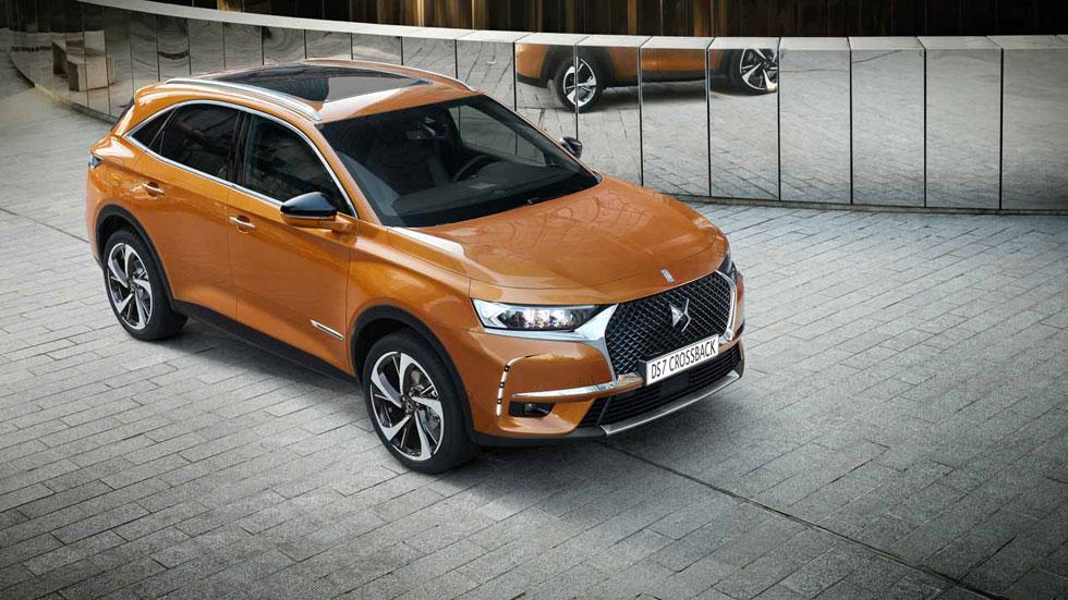 DS 7 Crossback: precios para España del nuevo SUV