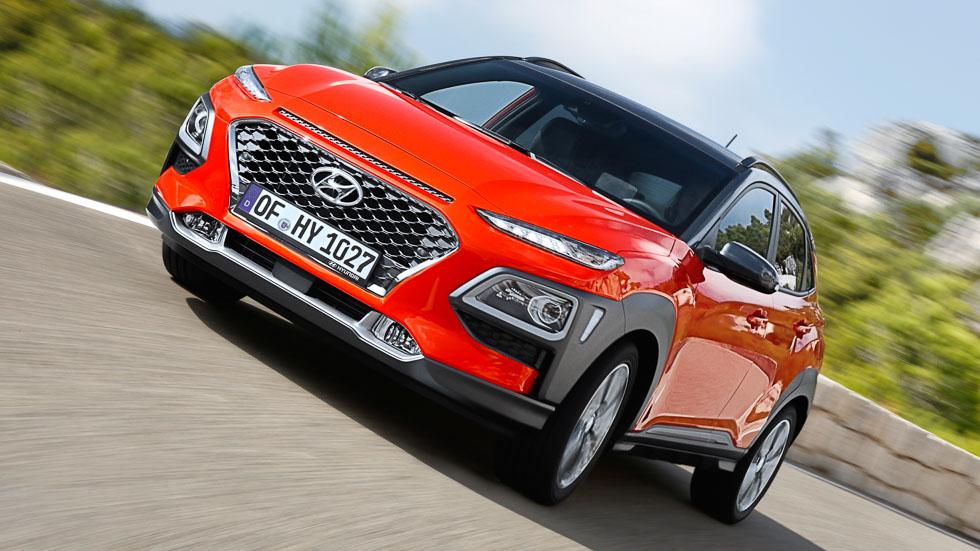 Nuevo Hyundai Kona: probamos uno de los SUV más rompedores