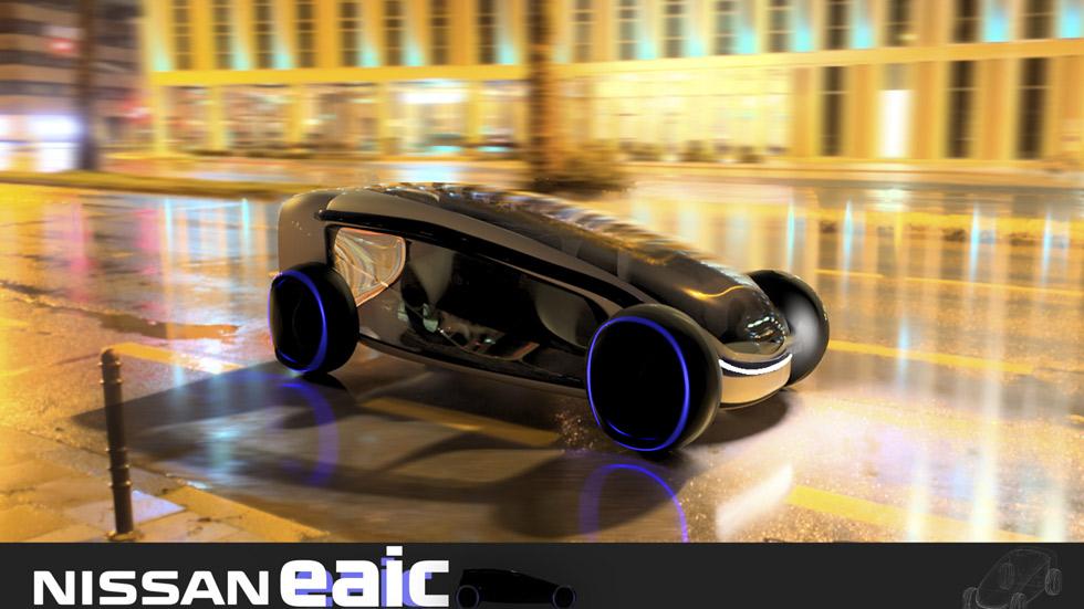 Concurso de Diseño de Autopista Nissan y la UPV 2017: proyectos participantes