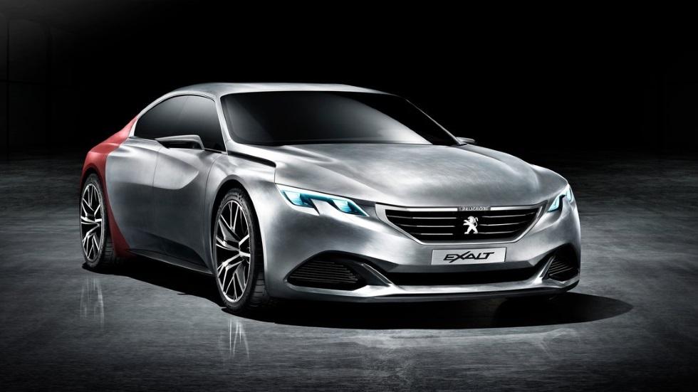 Peugeot 508 2018: más datos y vídeo de la berlina que viene