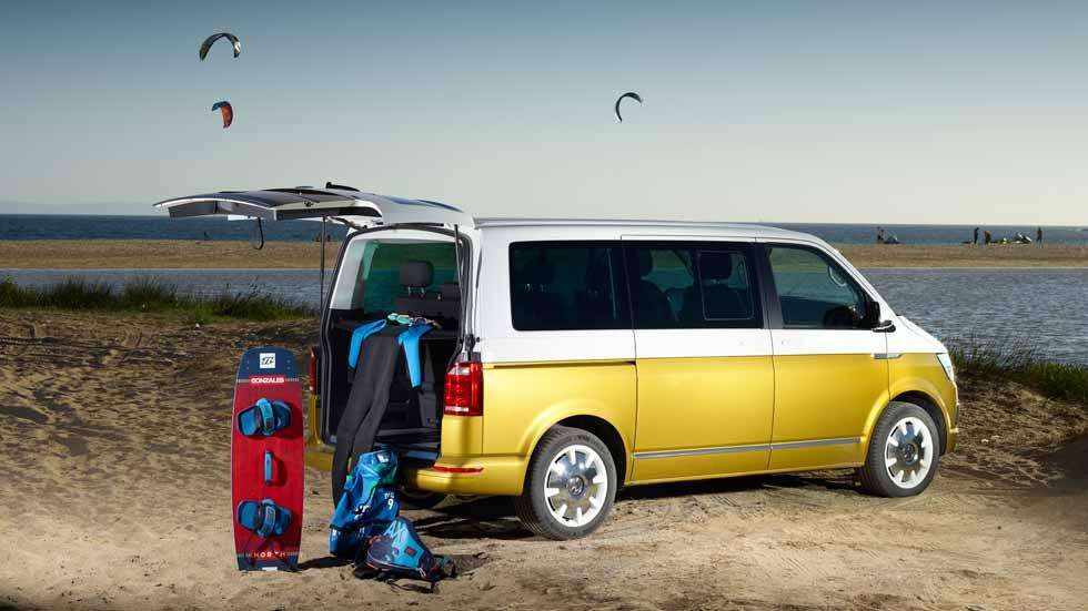 Volkswagen Life: hasta 8 vehículos para disfrutar de la naturaleza