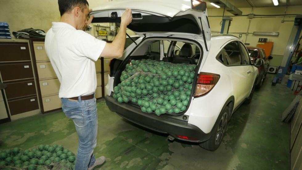Dudas: ¿Cómo se mide la capacidad de maletero de un coche?