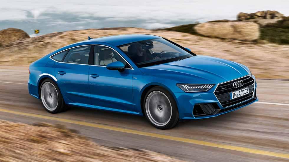 Audi A7 Sportback 2018: precios, fotos y todos los datos