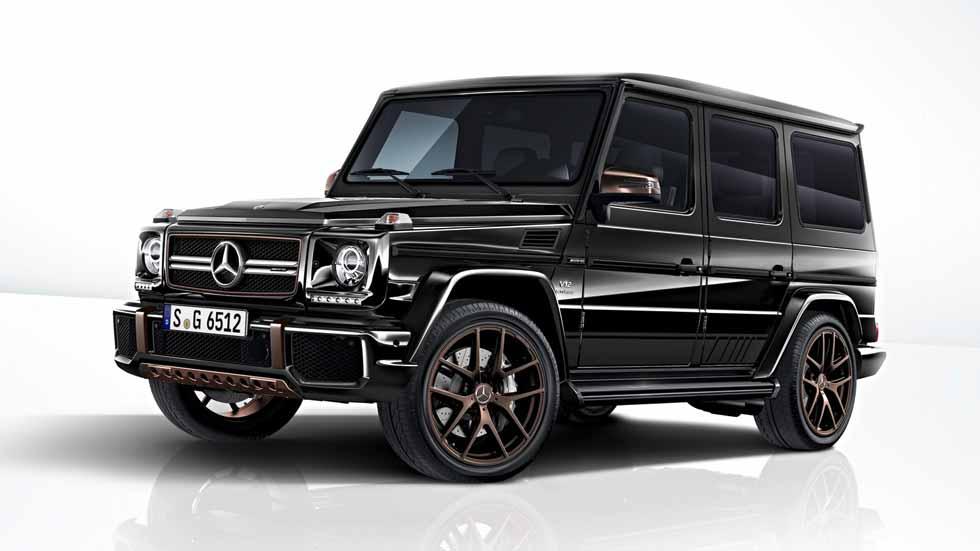 Así es el último Mercedes Clase G: sencillamente, brutal...
