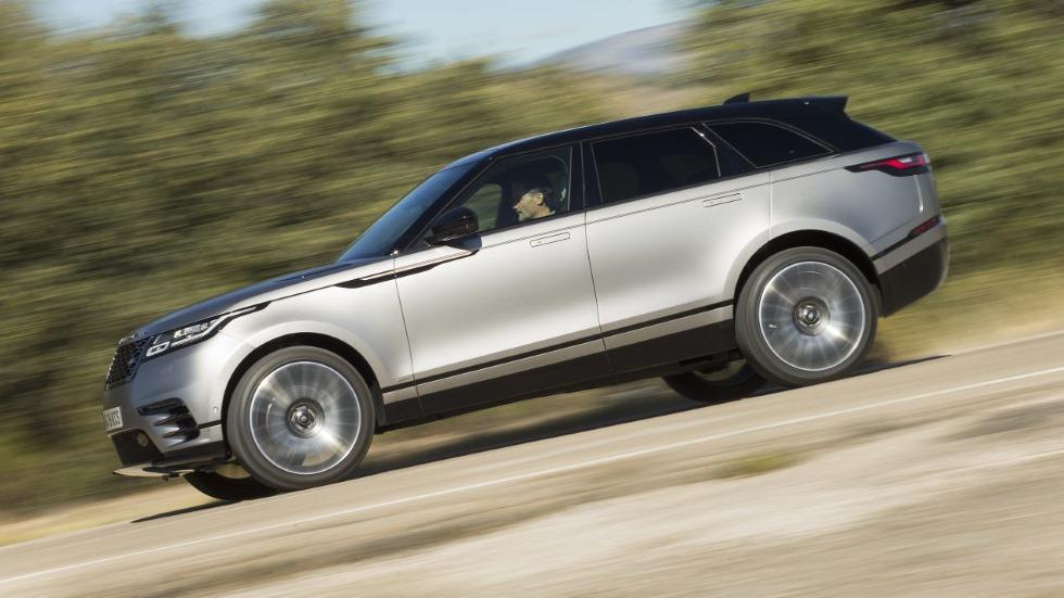 Range Rover Velar D300: opiniones y consumo real del SUV más revolucionario