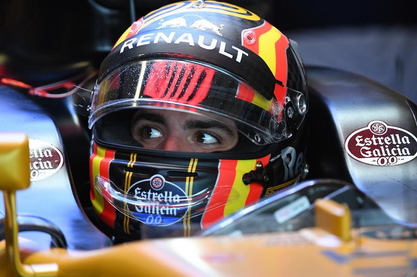 GP de USA: Estrella Galicia 0,0 sigue con Sainz