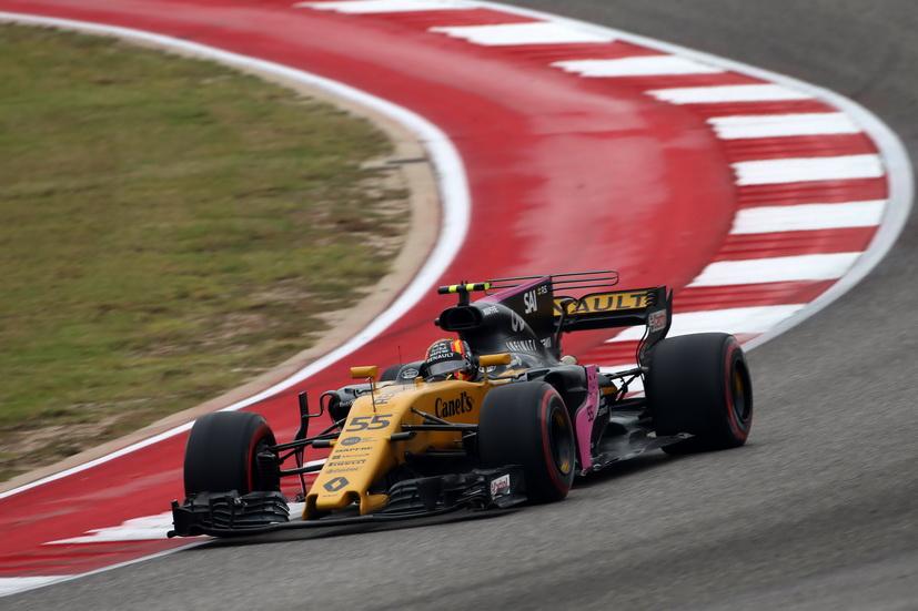 GP de USA: buen comienzo el de Sainz en Renault