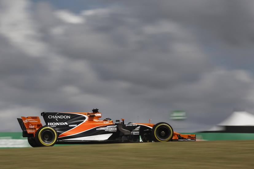 GP de USA: Alonso se calificó noveno y saldrá octavo