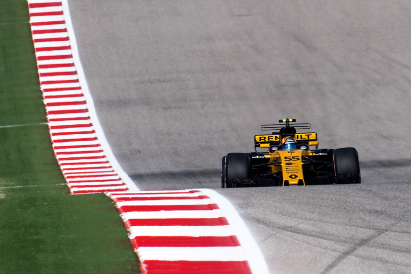 GP de USA: impresionante calificación de Carlos Sainz