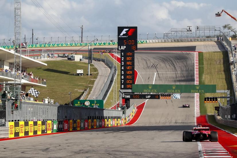 GP de USA: los neumáticos y estrategias para la carrera