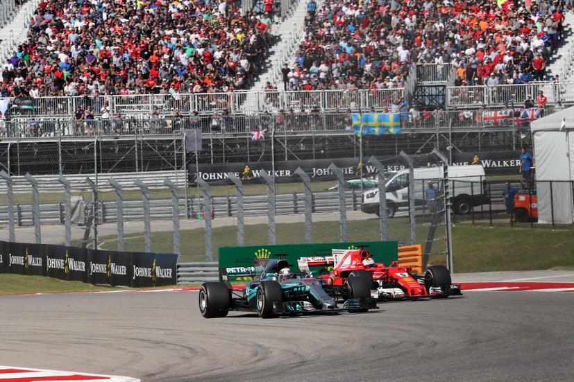 GP de USA: Hamilton gana, pero tendrá que esperar para conseguir otro título mundial