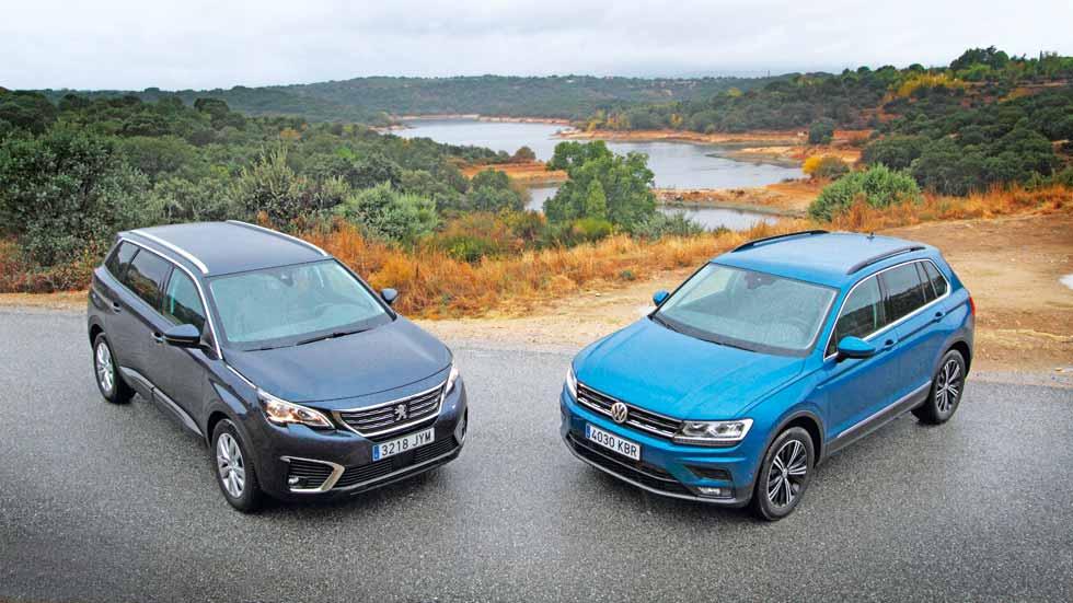 Revista Autopista 3027: Peugeot 5008 vs VW Tiguan, ¿cuál es mejor SUV?
