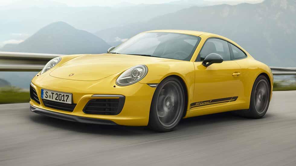 Porsche 911 Carrera T: el mito deportivo, casi 50 años después