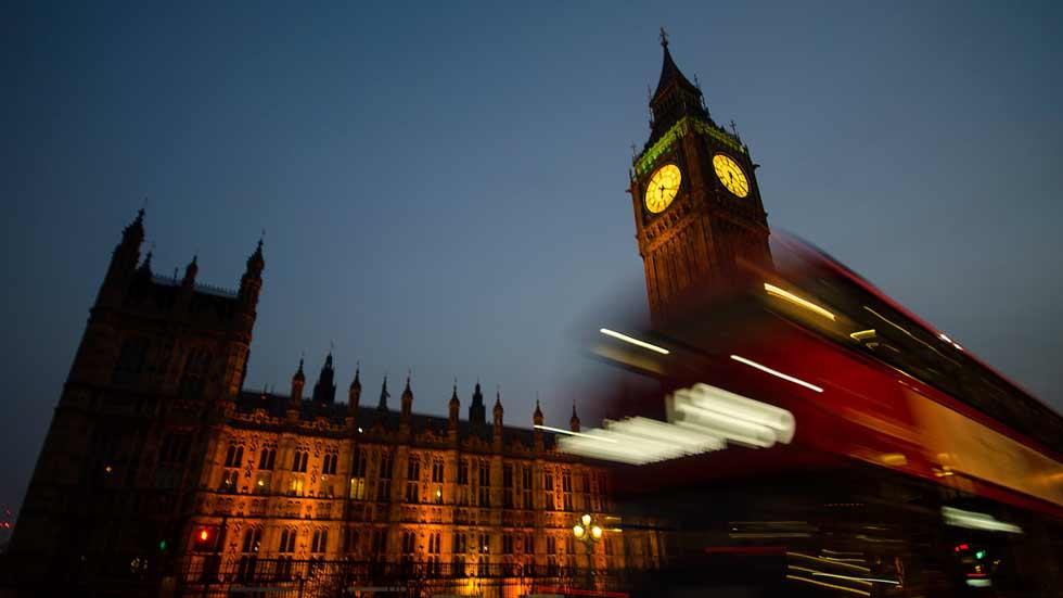 Londres impone desde hoy un peaje a los coches más contaminantes