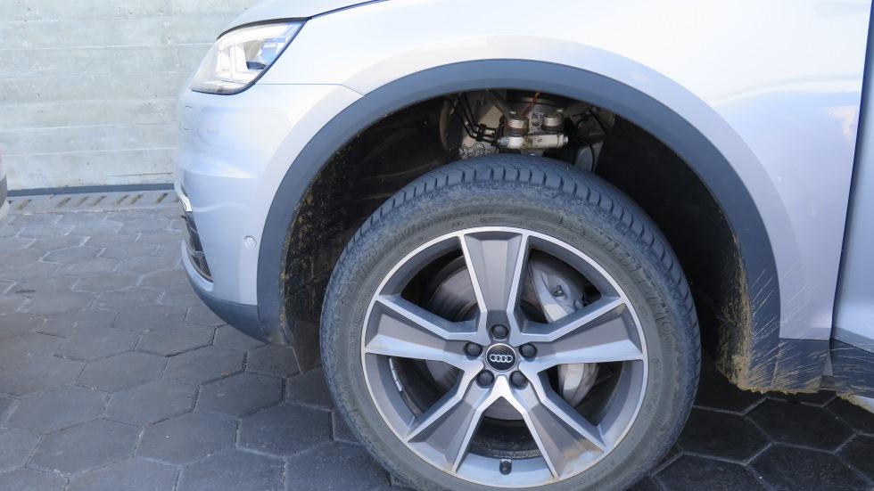 Dudas: ¿Cómo gano altura en mi coche? ¿Cambio amortiguadores, muelles o ruedas?