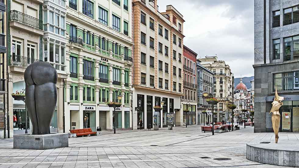 Los radares fijos se apagan y no multan en Oviedo