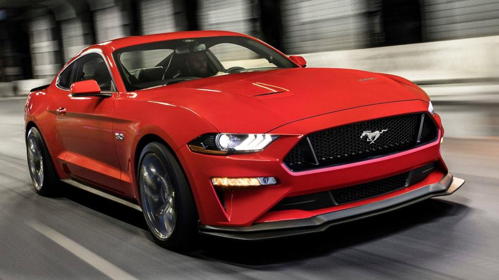 Ford Mustang GT Performance Pack Level 2, de la calle al circuito