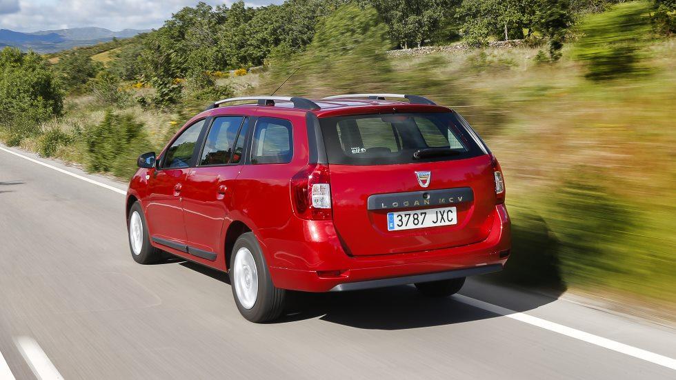 Dacia Logan MCV 1.5 dCi: probamos el familiar más barato del mercado
