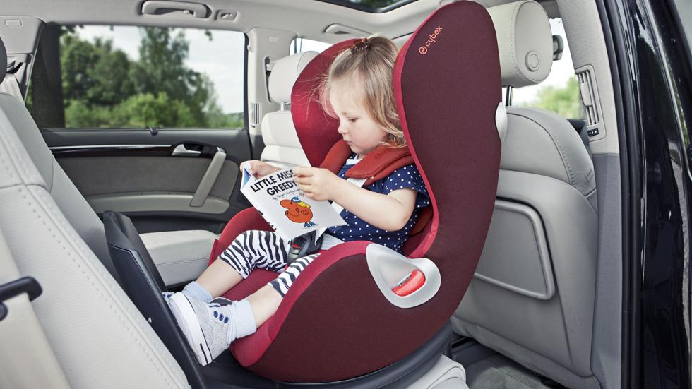 Las sillas infantiles más y menos seguras: las i-Size reversibles, aprueban
