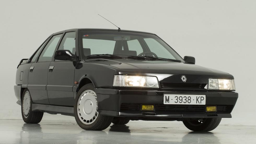 Renault 21 2L Turbo: fotos, historia y datos clave
