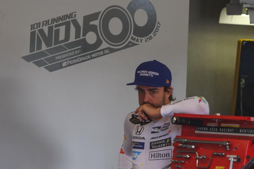 GP de México: Alonso volverá a penalizar