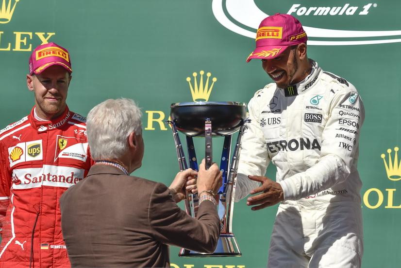 GP de México: ¿Hamilton o Vettel, quién será el campeón?