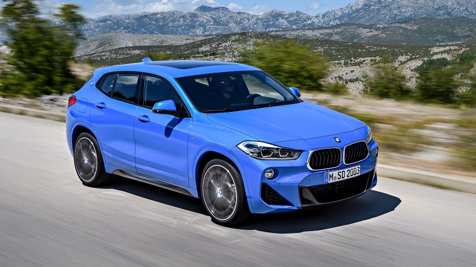¡Oficial! BMW X2: fotos y todos los datos del nuevo SUV