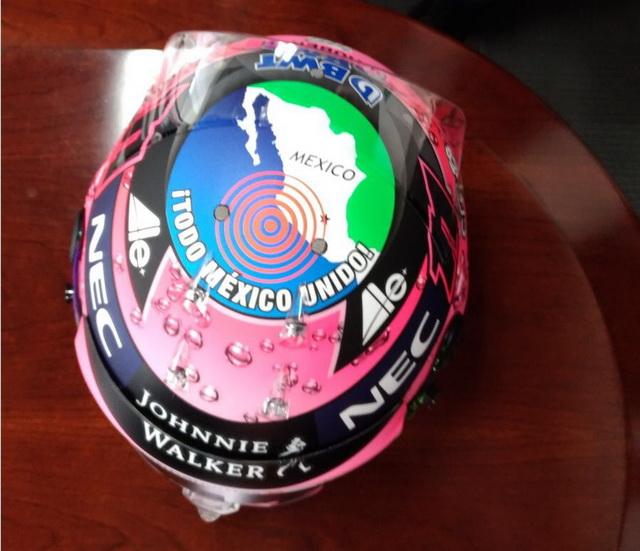 GP de México: Checo Pérez, a por la victoria en su Gran Premio