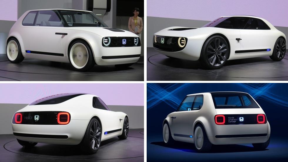 Los coches que queremos que Honda lance ya: Urban y Sports EV (VÍDEOS)