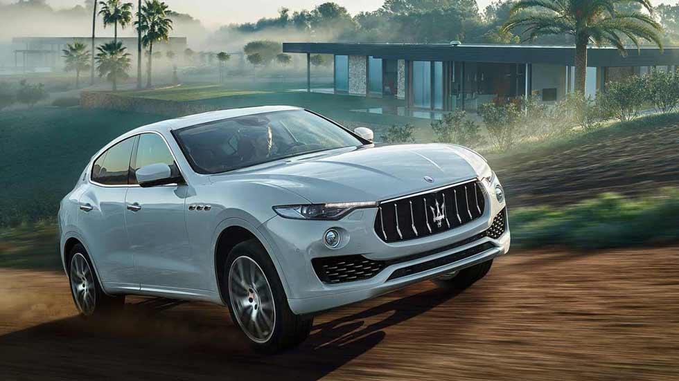 Maserati lanzará un nuevo SUV con la base del Alfa Stelvio