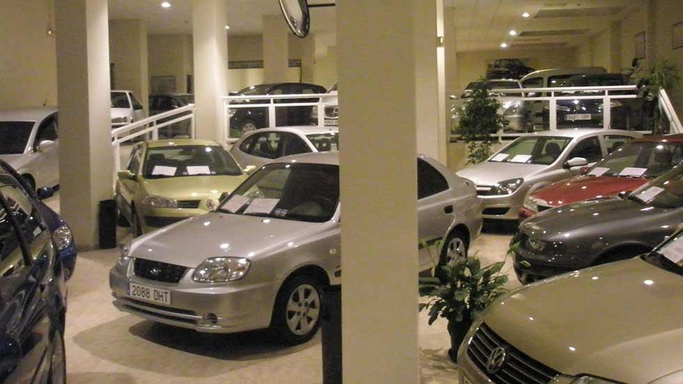 Seis de cada diez coches usados que se compran, con más de 10 años
