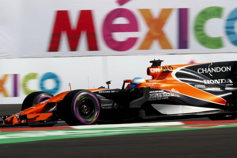 """GP de México: """"Una sorpresa positiva"""", así define Alonso su viernes"""