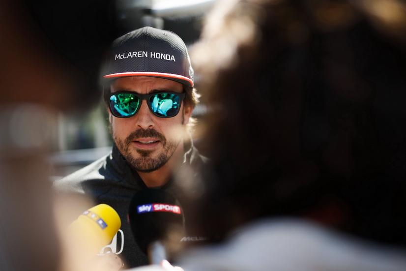 Fernando Alonso y las 24 Horas de Daytona