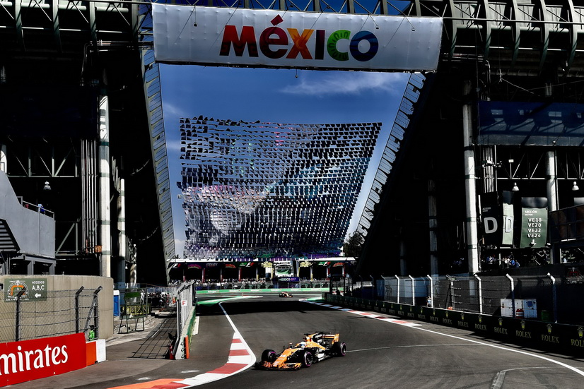 """GP de México: """"El mejor fin de semana de todo el campeonato"""", comentó Alonso tras la calificación"""