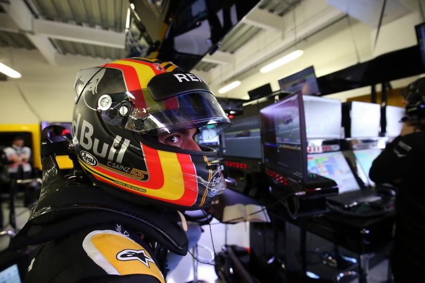 GP de México: Sainz partirá noveno en carrera