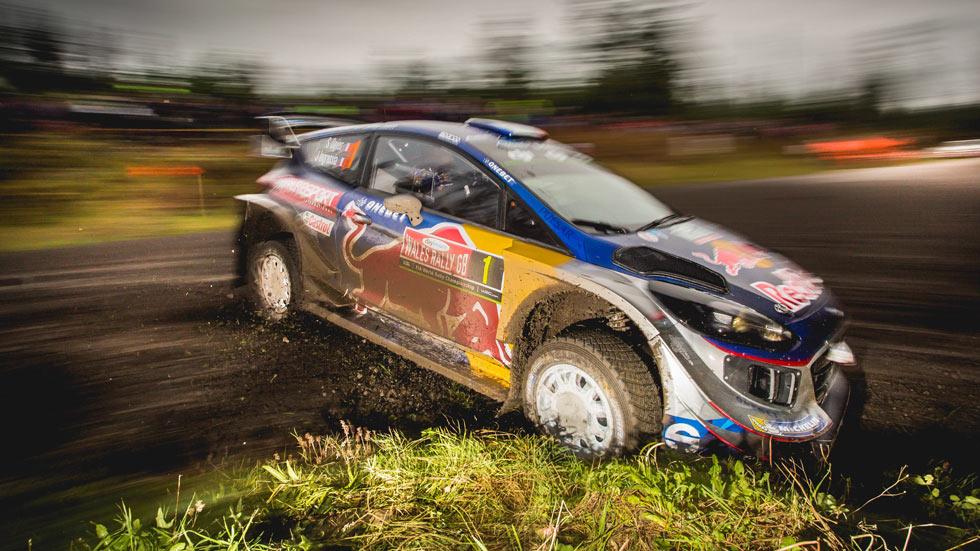 Rally de Gales 2017: Sébastien Ogier, pentacampeón del mundo