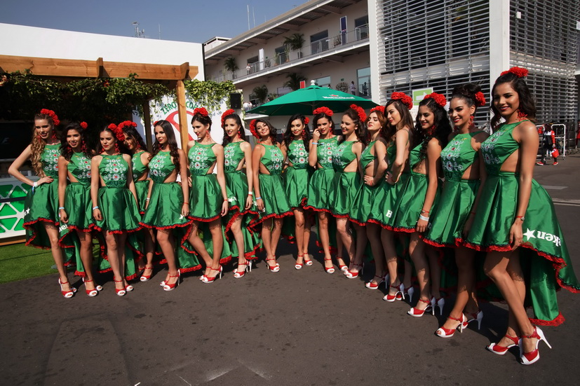 GP de México: así queda la parrilla de salida