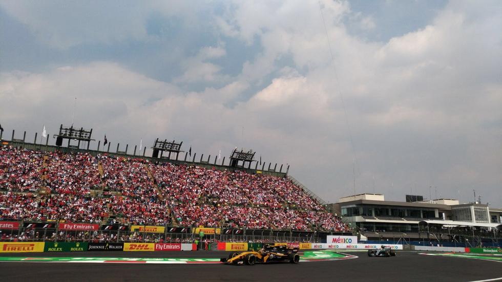GP de México: Sainz abandonó por precaución