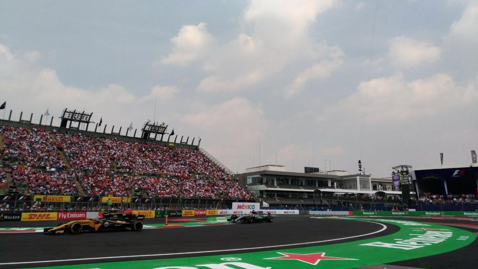 """GP de México: Alonso, """"de último a los puntos"""""""