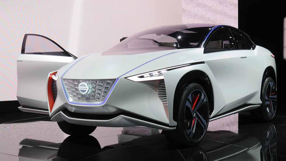 El nuevo Nissan Qashqai, en 2019 y con rasgos del IMx Concept