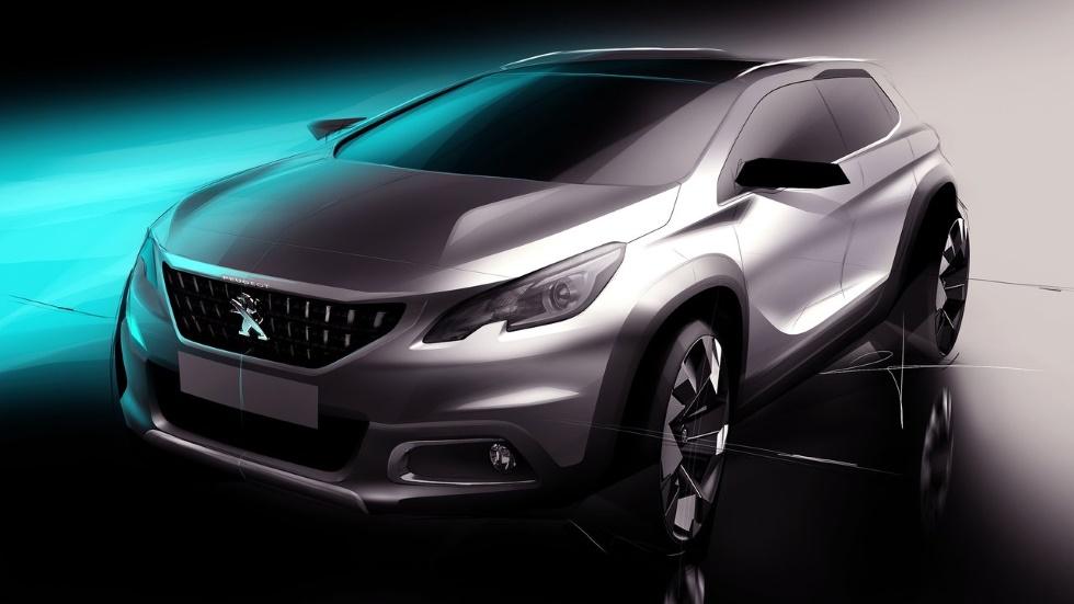 """Peugeot 2008 2019: así será el nuevo SUV """"mini"""" 3008"""