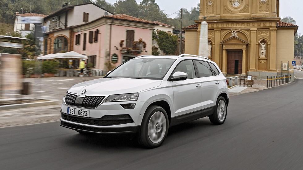 Skoda Karoq 1.5 TSI: probamos el nuevo SUV basado en el Seat Ateca