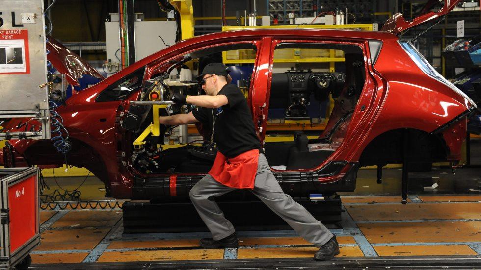 El Brexit pasa factura a la industria británica