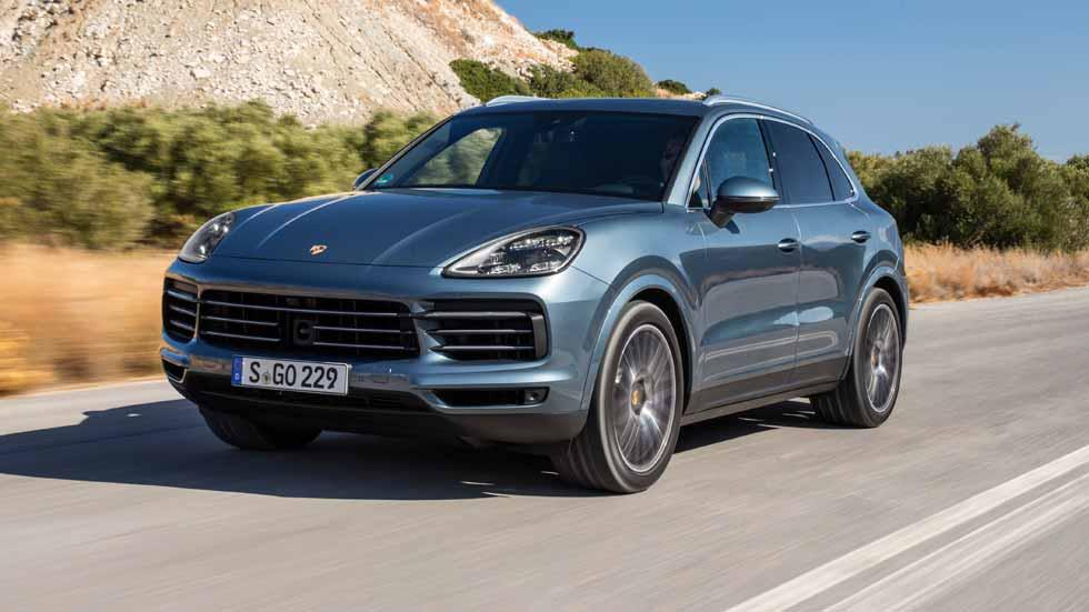 Porsche Cayenne 2018: probamos el rey de los SUV