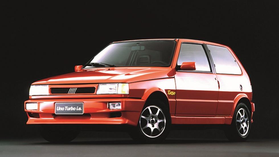 Coches para el recuerdo: Fiat Uno Turbo (guía de compra)
