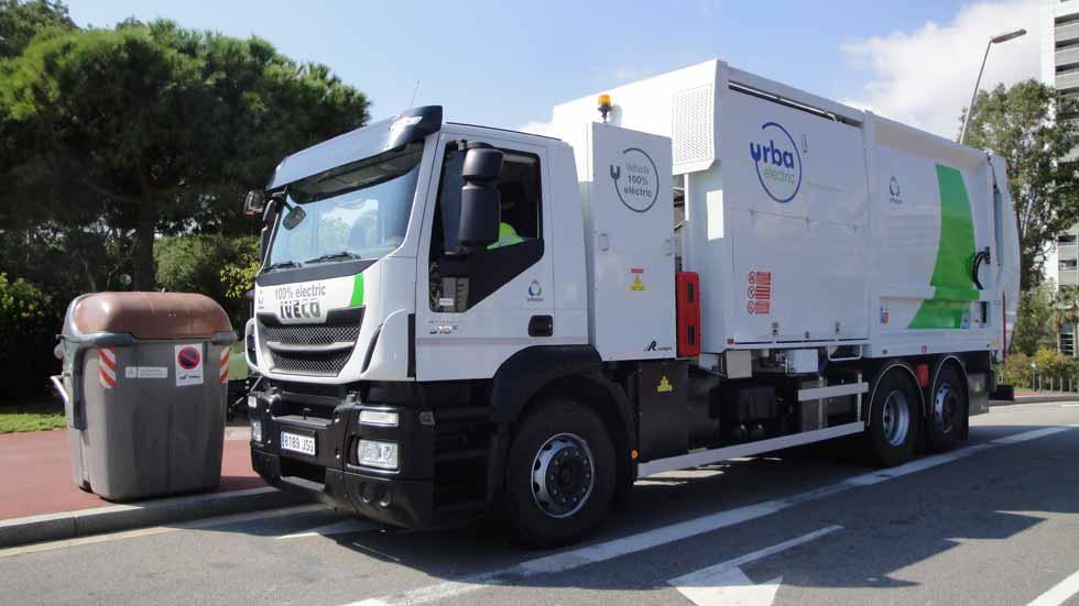 Urbaelectric: así es el primer camión pesado cien por cien eléctrico