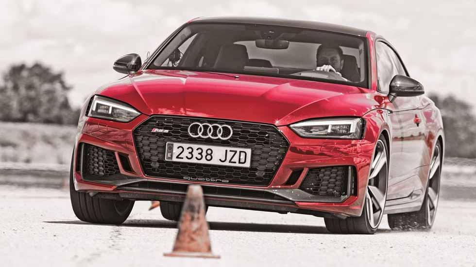 Audi RS 5 Coupé: superprueba con todas las mediciones